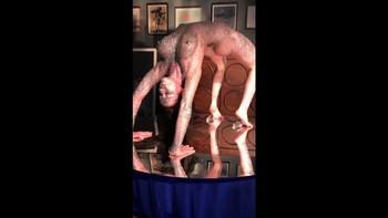 Naked  Performance Art - Full Original Collections V53baa16snnm