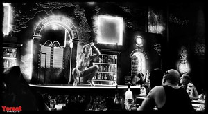 Rosario Dawson in Sin City A Dame to Kill For (2014) Onkxe2r1odxn