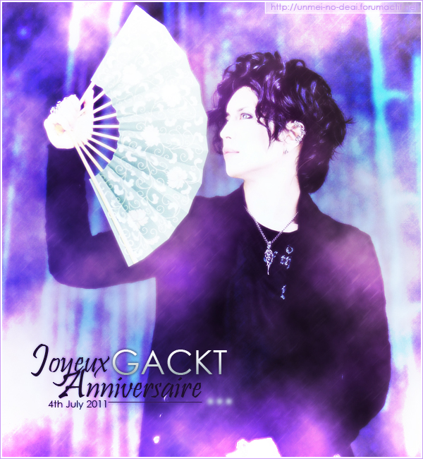 [Topic Unique] Anniversaires - Page 6 Gackt11-2a7ba19