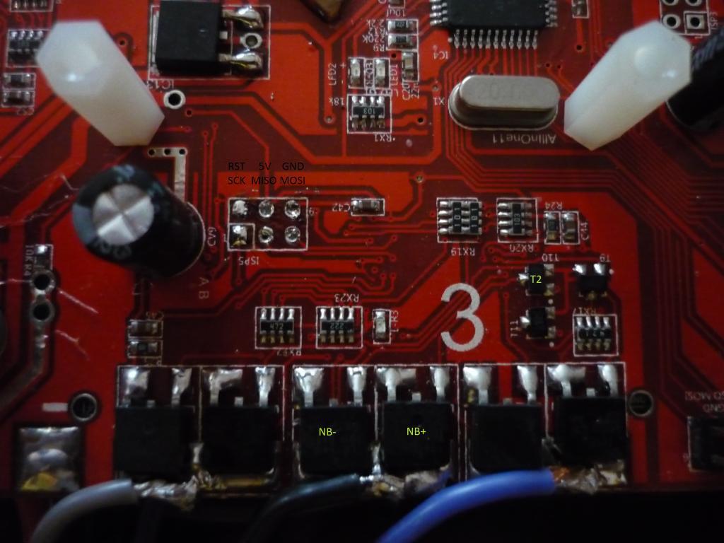 Support caméra anti vibrations  P1020765-2da76ad