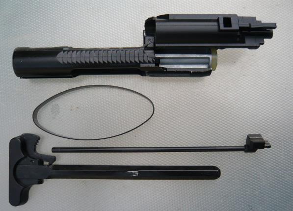 Changer le Piston  M4 KJW Ensemble-culasse-2d91d63