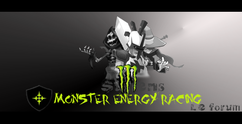 Guilde Dofus - Monster Energy Racing -