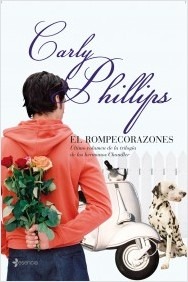 Serie Hermanos Chandler, Carly Phillips 9788408076179