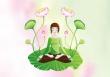 Jean-Marc Staehle : Eveil lumineux album Angels Ist1_4933832_lotus_meditation-2c9a4e