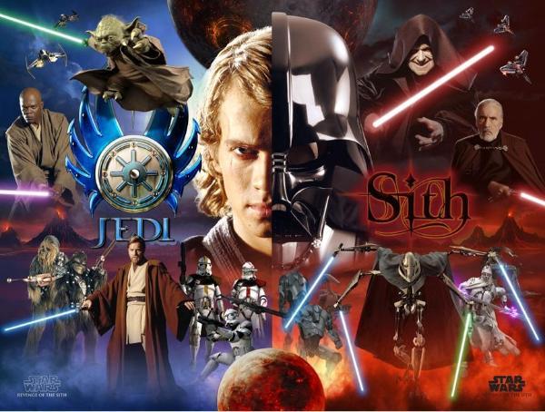 Le Conseil Jedi