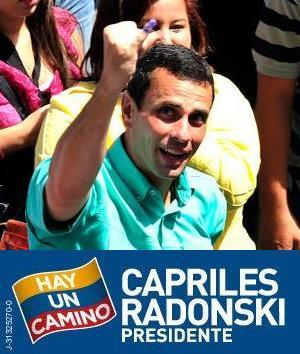 Capriles Radonski, el Rival de Hugo Chavez a la Presidencia de Venezuela es un Jesuita! 0000-3186a1a