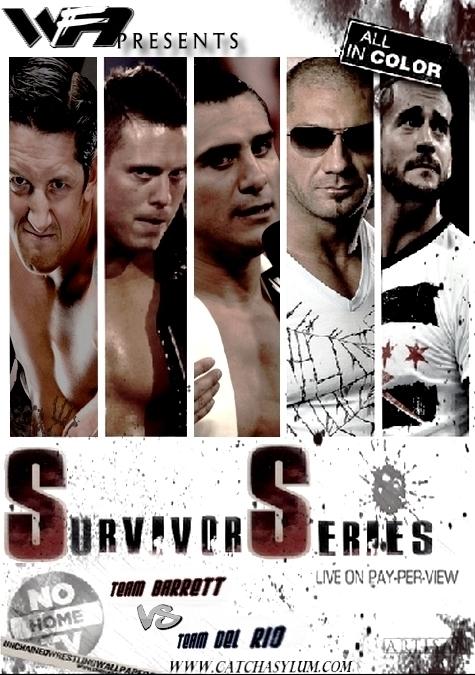 WFA Survivor Series 2012 Survivor-series-325320e