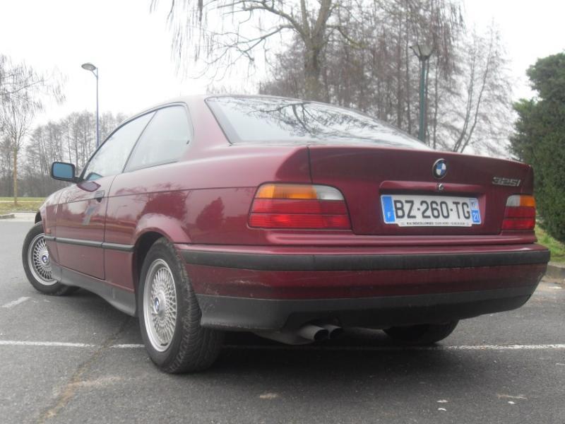 [ Bastien ] Bmw coupe 325i e36 ( maj ) Sdc14208-3084ef8