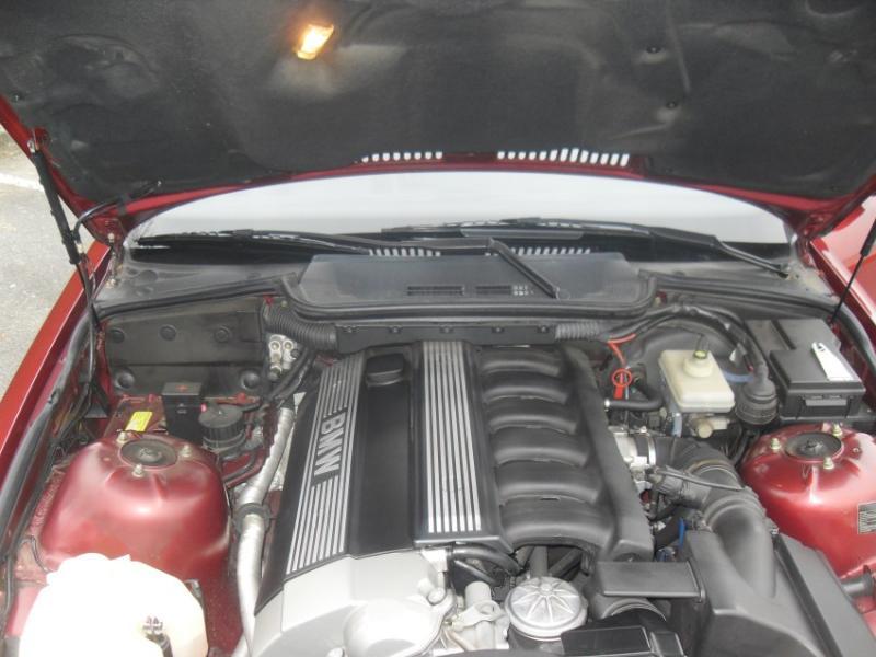 [ Bastien ] Bmw coupe 325i e36 ( maj ) Sdc14217-3084f46