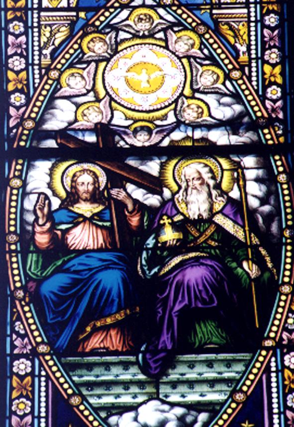 Le p'tit Jésus est-il orgueilleux et égocentrique ? P-re-fils-et-st-esprit-326c6da
