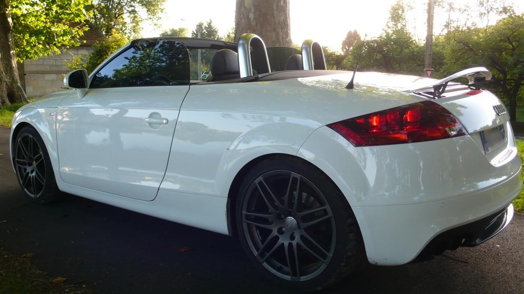 Mon Audi TT mk2 Roadster Sline Stronic Ibis P1040928-2cd549d