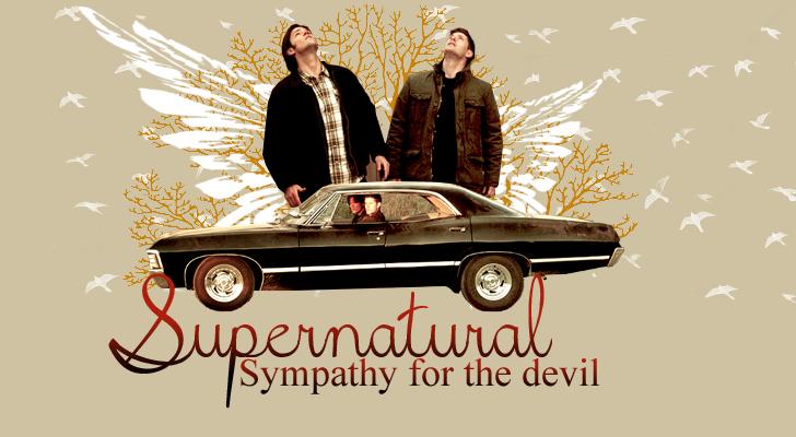 SYMPATHY FOR THE DEVIL ◈ BEDTIMES STORIES