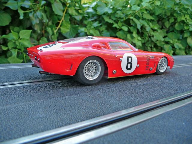 ISO GRIFO  1/24  Carrosserie repro RUSSKIT P1040470-1--295ebef