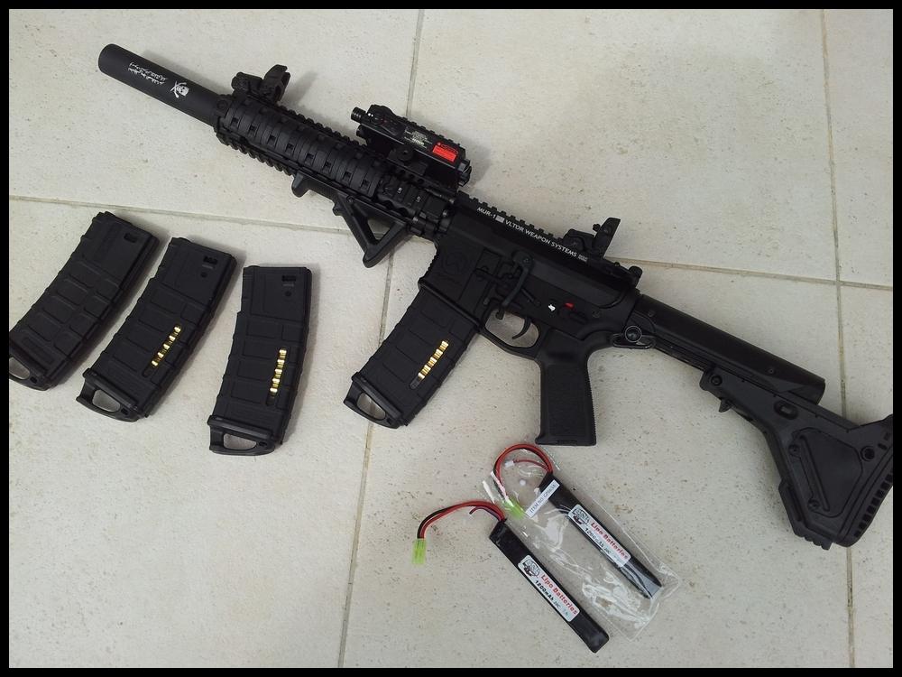 M4 G&P Magpul Custom 20120610_160321-355c9b9