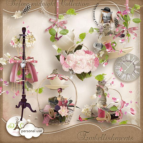 Véro - MAJ 02/03/17 - Spring has sprung ...  - $1 per pack  - Page 2 Pv-embellishments-364ae88