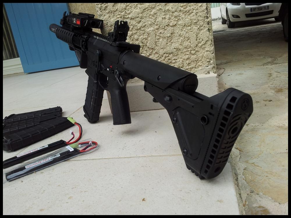 M4 G&P Magpul Custom 20120610_160458-355c9eb