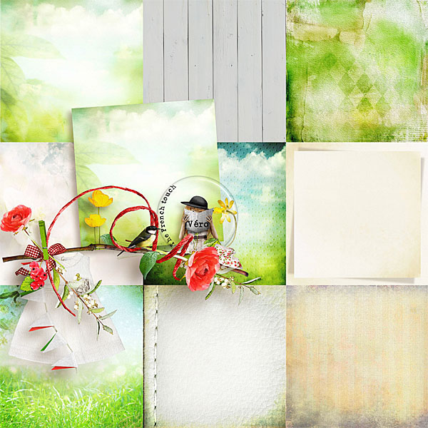 Véro - MAJ 02/03/17 - Spring has sprung ...  - $1 per pack  Previewpp_fairyberry_vero-333c780