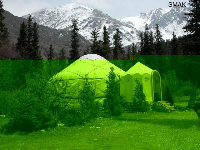 الخيمة التركمانية - الأوتاغ 2540538cebf26bd523a1e8941891ab8aaca5fea