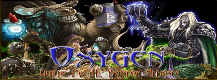 Oxygen Guilde Alliance Ysondre
