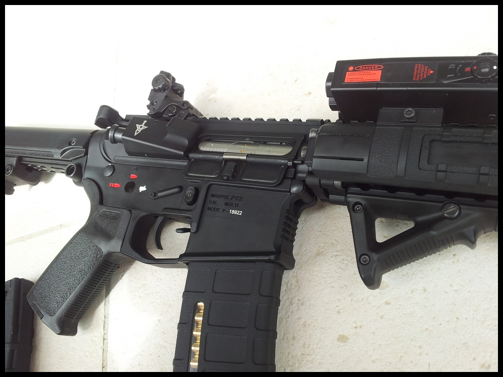 M4 G&P Magpul Custom 20120610_160345-355c9d0