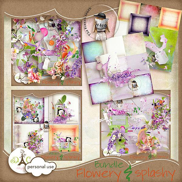 Véro - MAJ 02/03/17 - Spring has sprung ...  - $1 per pack  Pv-bundle-3454506