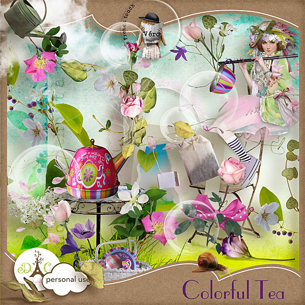 Véro - MAJ 02/03/17 - Spring has sprung ...  - $1 per pack  - Page 2 Preview_colorfulteael_vero-33bd3a4