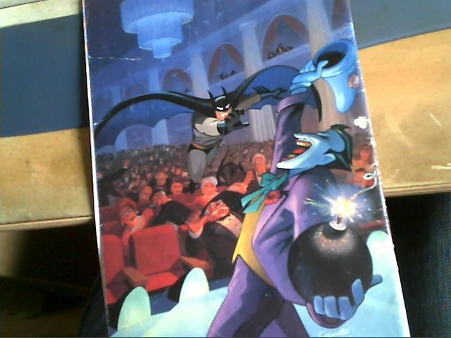Batman Magazine Picture-22-3778094