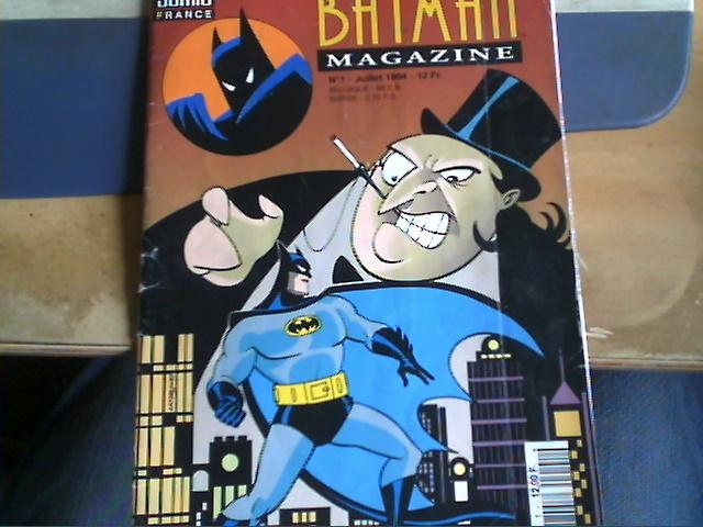 Batman Magazine Picture-21-3778079