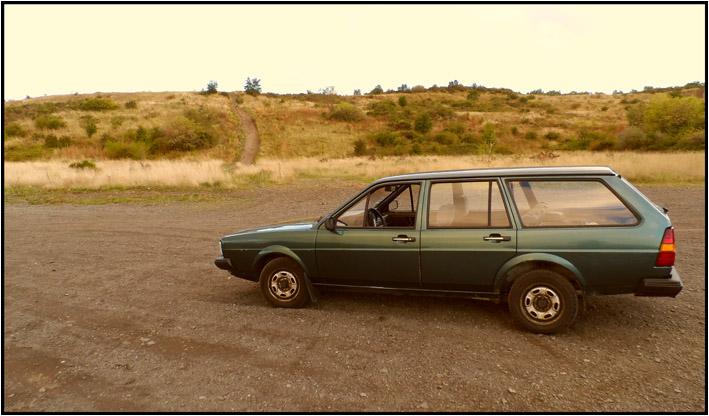Passat LOVE 32B Variante .. 1984 LoWDieseL  - Sam_0085-reim-3837190