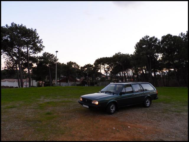 Passat LOVE 32B Variante .. 1984 LoWDieseL  - Sam_0204-397aa02