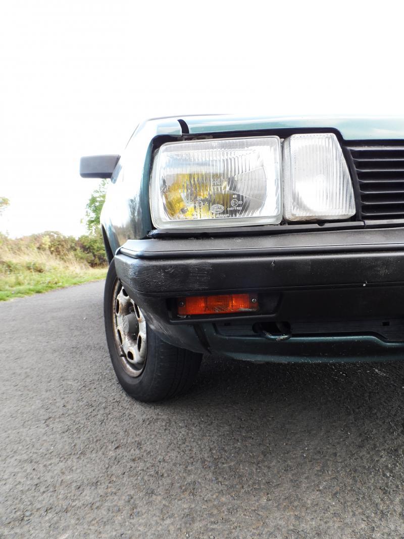Passat LOVE 32B Variante .. 1984 LoWDieseL  - Sam_0059-3837175