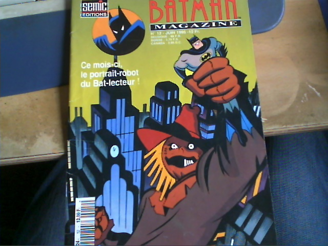 Batman Magazine Picture-23-37780b7