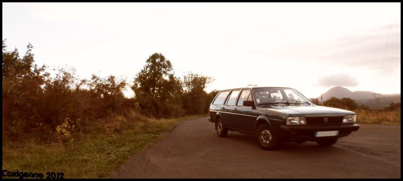 Passat LOVE 32B Variante .. 1984 LoWDieseL  - Sam_0040-2-3837139
