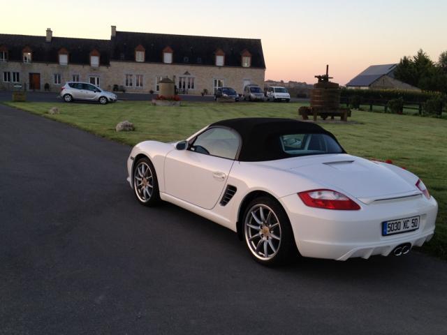 Porsche boxster 2.7 sport design Img_9715-37d910a