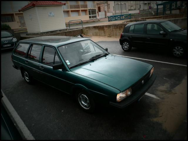 Passat LOVE 32B Variante .. 1984 LoWDieseL  - Sam_0099-397a9cd