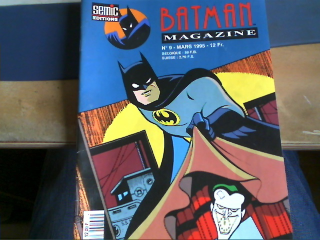 Batman Magazine Picture-17-3777faa