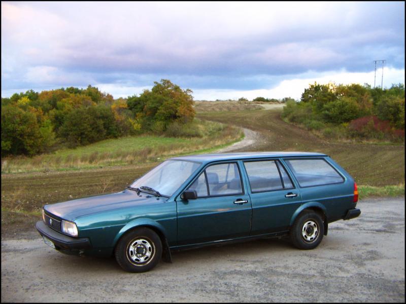 Passat LOVE 32B Variante .. 1984 LoWDieseL  - Img_6982-9-390fc22