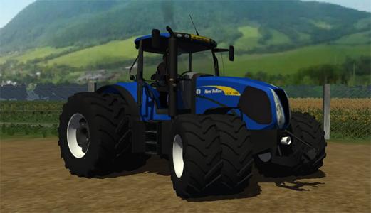 New Holland TGX 300 (DW) Tgxaonw
