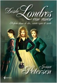 Desde Londres con amor - Serie Lady Spies 01, Jenna Petersen  38775_1_DesdeLondres