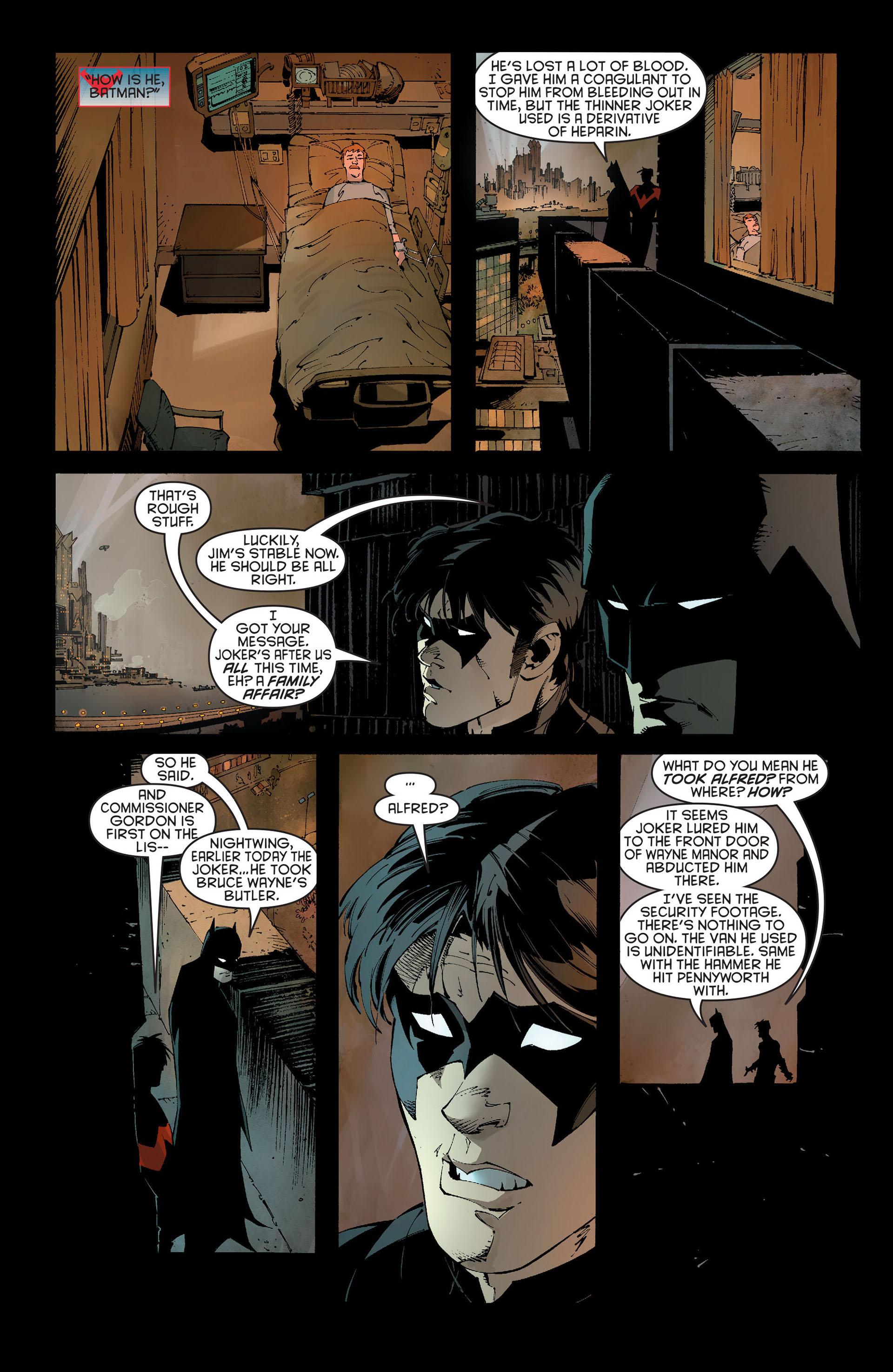 Harley Quinn : Death of the Family Harley18-3c2cd69