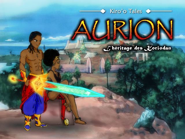 [Démo dispo] A-RPG, Kiro'o Tales: AURION - Page 2 Ecran_titre_demo-3b8fadc