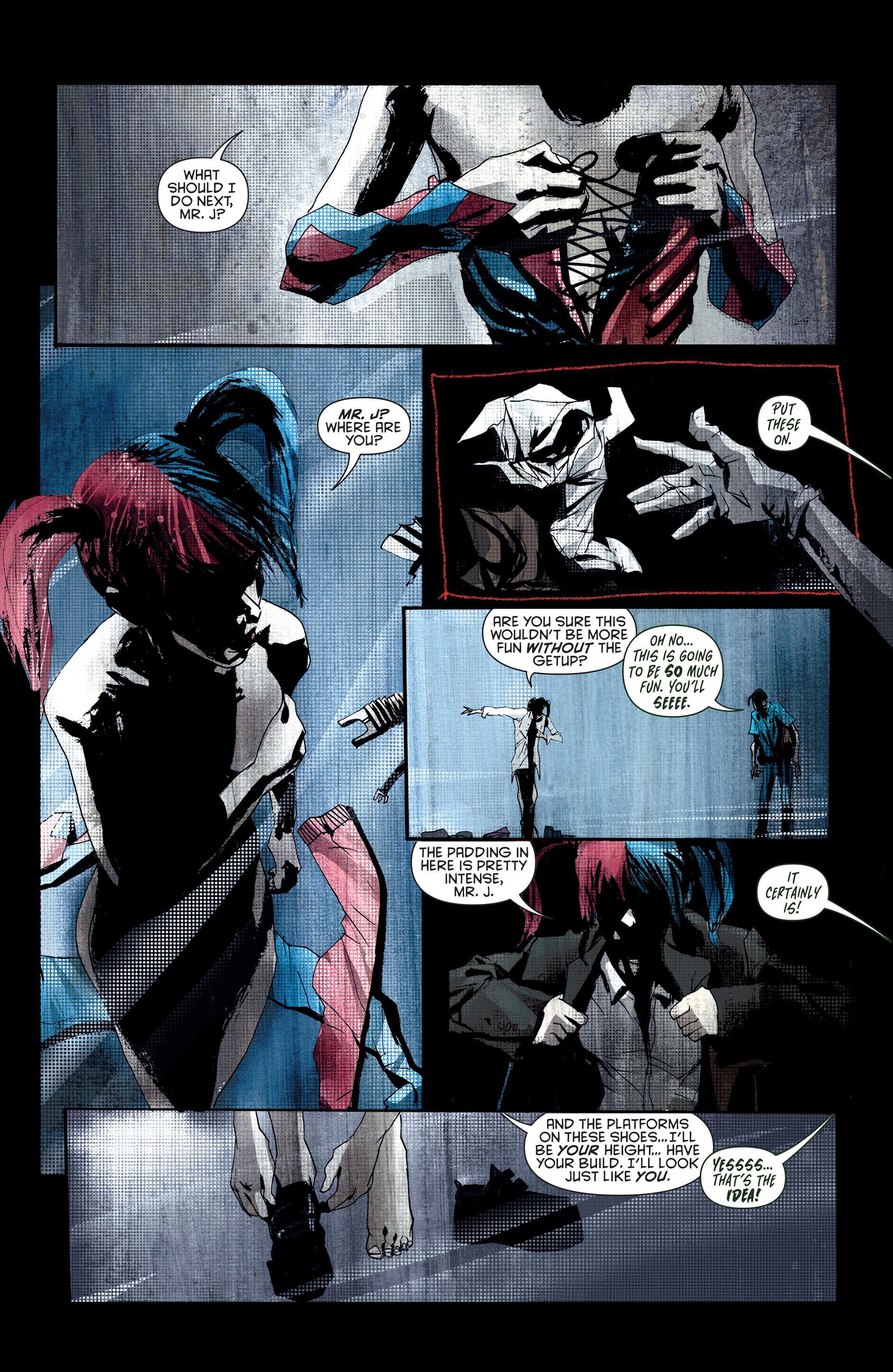 Harley Quinn : Death of the Family Harley2-3c2cb68