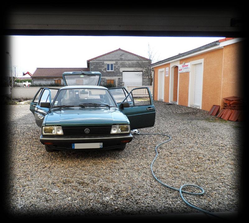 Passat LOVE 32B Variante .. 1984 LoWDieseL  - Sam_0317-3bf7ad3