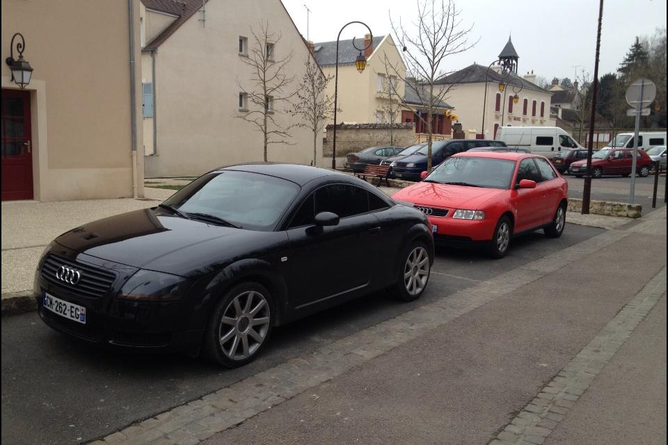 Audi TTonio 180 Image-3c6776a
