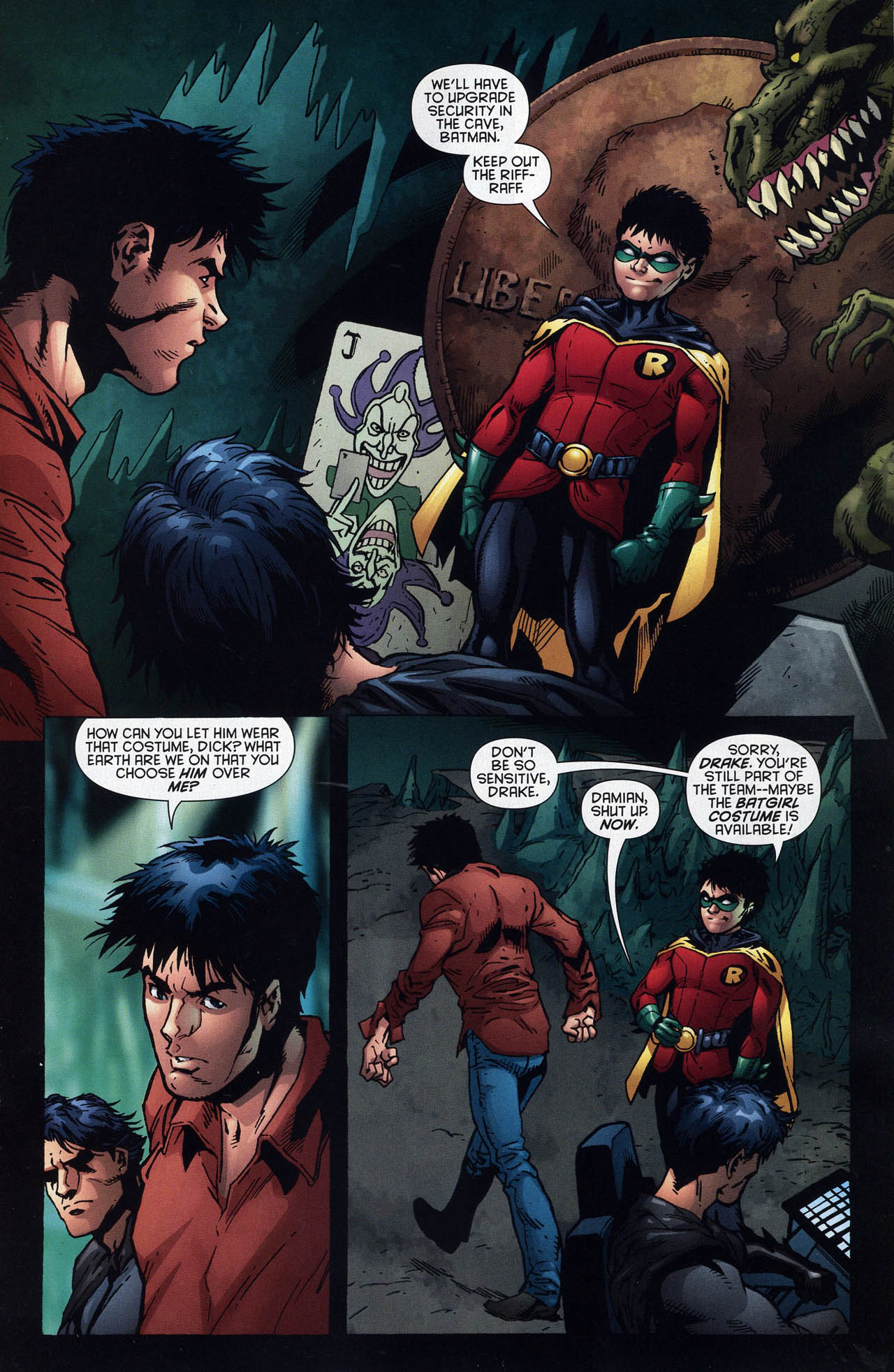 Tim Drake : Red Robin Rr10-3c80795