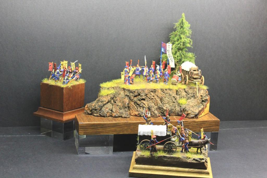 1/72e: La bataille de Sekigahara - 関ヶ原の戦い Img_3470-3c72d9f
