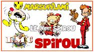 Spirou, Ptit Spirou et Marsupilami