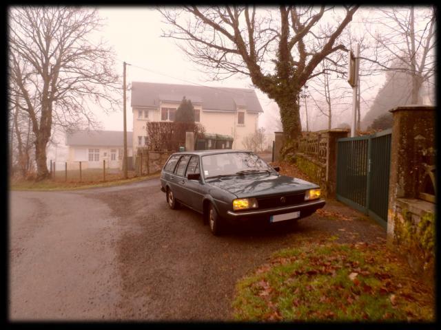 Passat LOVE 32B Variante .. 1984 LoWDieseL  - Sam_0259-2-3aef5a7