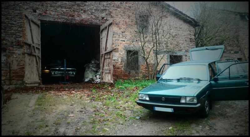 Passat LOVE 32B Variante .. 1984 LoWDieseL  - Sam_0268-2-3aef604