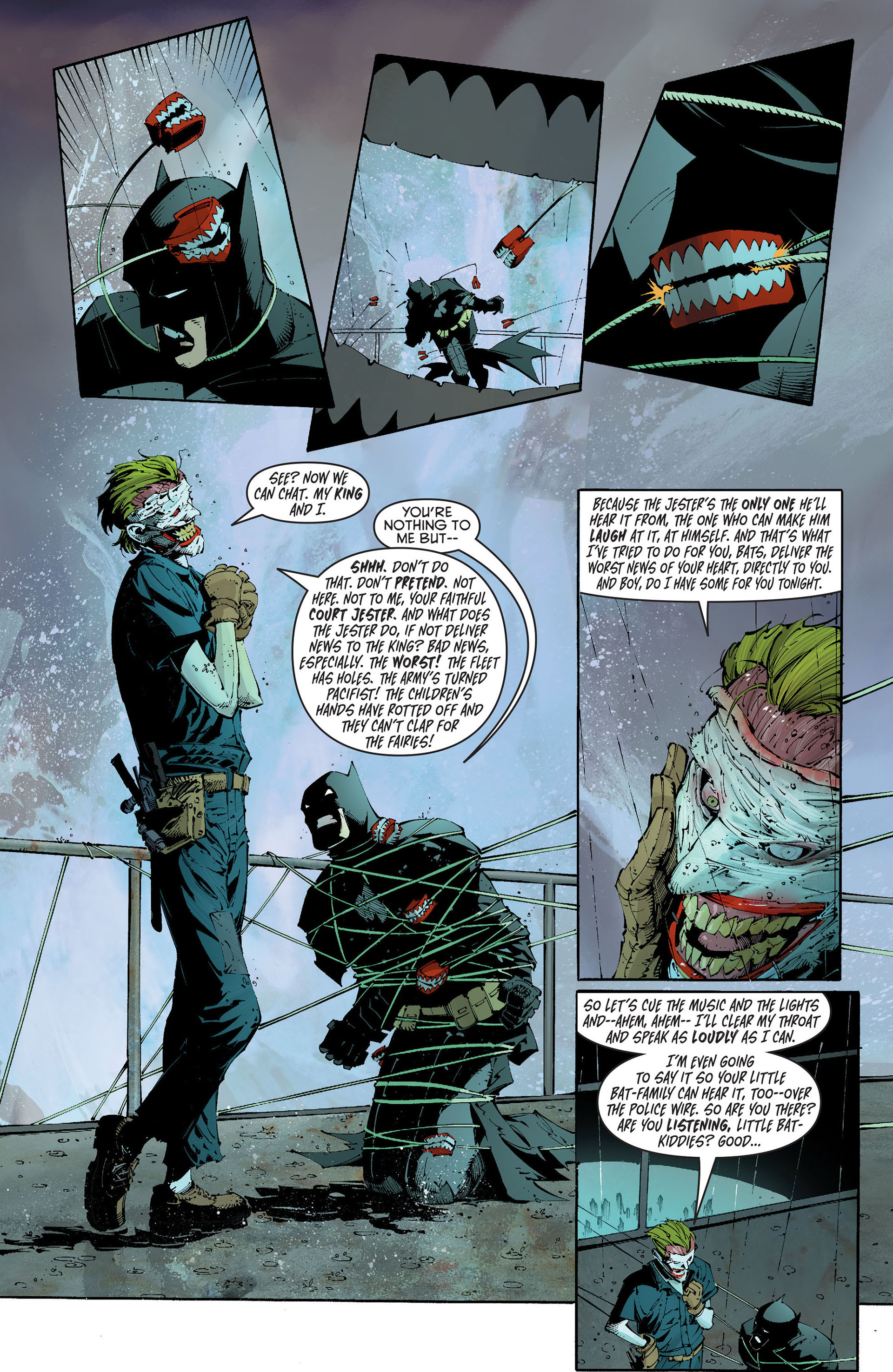 Harley Quinn : Death of the Family Harley26-3c2ce10